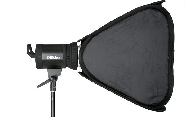 Got a Qbox?Want to use it on a monolight?The answer is here!