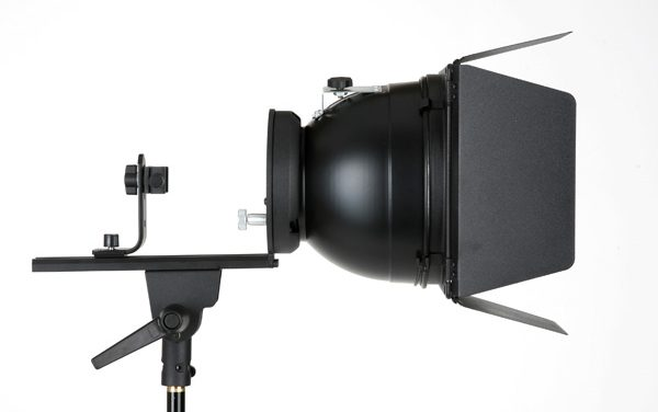 Master your speedlight with our Speed Pro Reflector and Barn Door Set