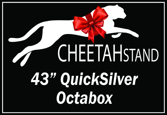 43in QuickSilver Octabox